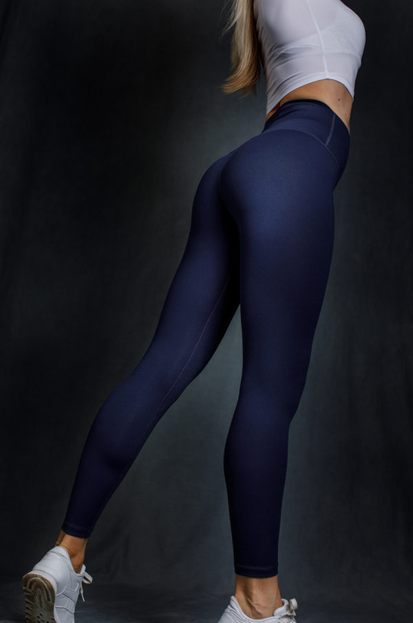 Леггинсы Supplex синяя ночь