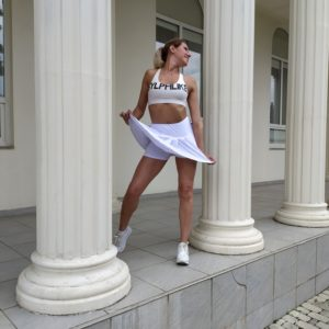шорты-юбки